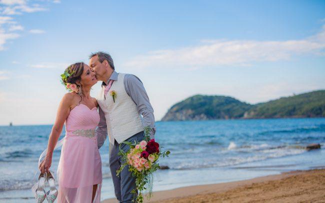 Matrimonio Populonia Golfo Baratti Venturina Livorno Fotografo