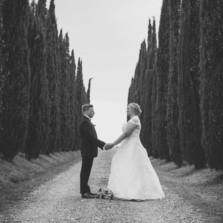 Val d'orcia matrimonio